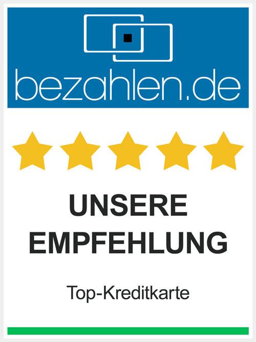 Empfehlung Kreditkarte - Bezahlen.de